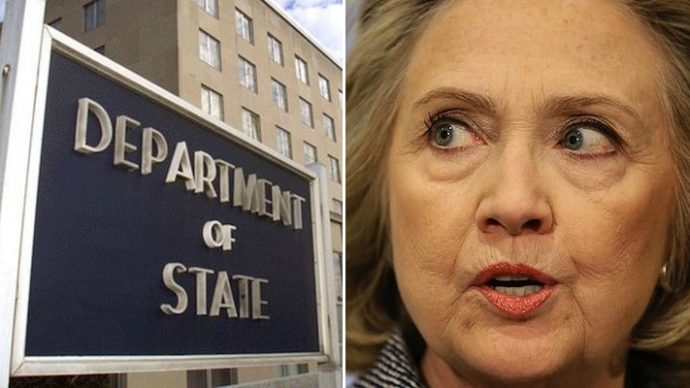 Image result for hillary emails to state department