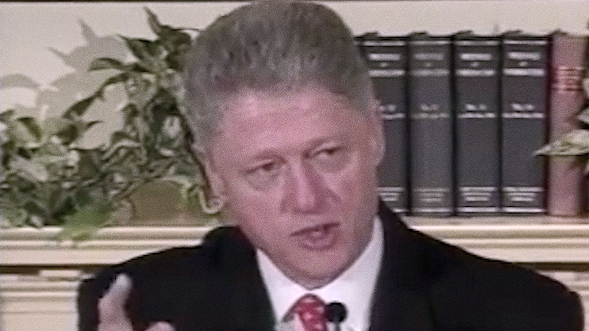 Partnership with Bill Clinton